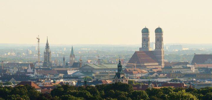 Mnichov panorama
